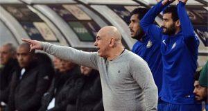 باسم مرسي وحسام حسن