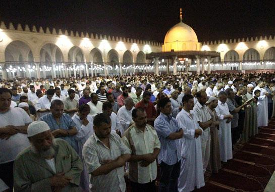 صورة خالد الجندي يعلق على منع استخدام مكبرات الصوت بالمساجد