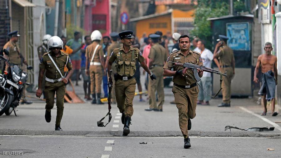 سريلانكا تغلق جميع الكنائس في بلادها بعد تفجير جديد