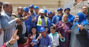 شركة مياه الشرب بالشرقية توفر وسائل نقل للاستفتاء على التعديلات الدستورية
