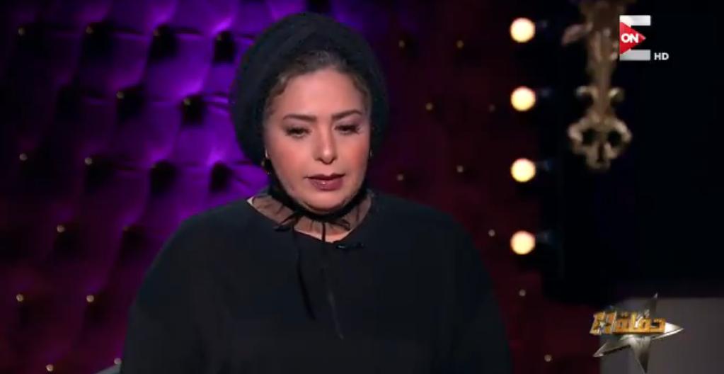 صورة صابرين ترد على منتقديها بسبب الحجاب