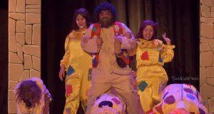 الحصارعرض مسرحي يقدم بثقافة الزقازيق