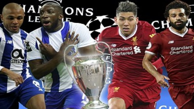 صورة الموعد والقناة والمعلق لمباراة اليوم بين ليفربول الإنجليزي وبورتو البرتغالي في أبطال أوروبا