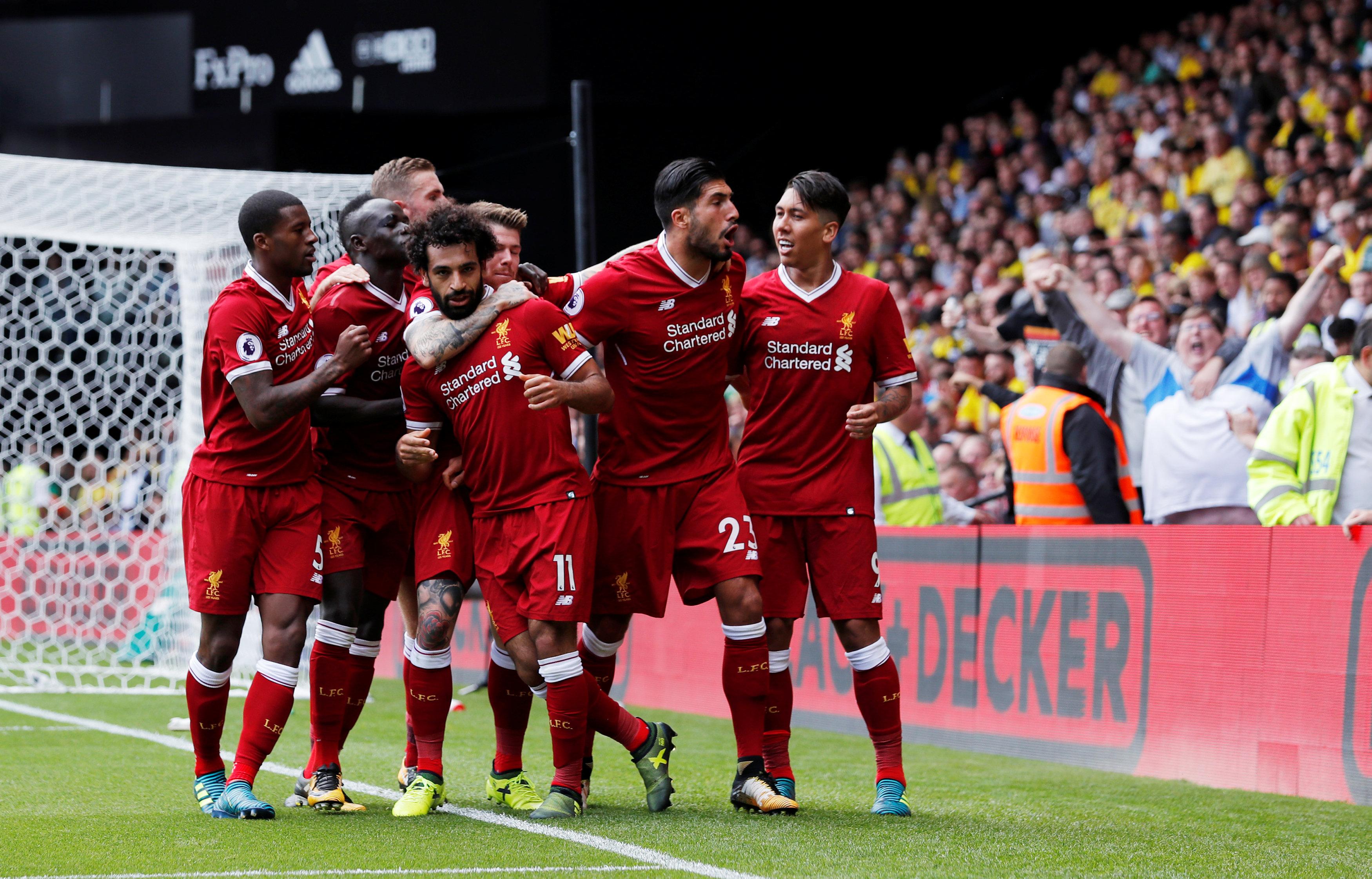 فريق ليفربول