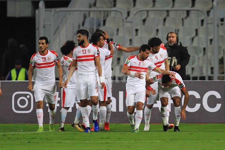 الزمالك يتعادل مع حسينية أغادير في المغرب ويحافظ على فرصة التأهل