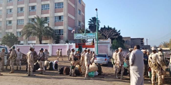صورة محافظة الشرقية جاهزة لاستقبال المواطنين غدًا في اليوم الأول من الاستفتاء على الدستور