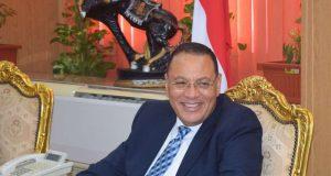 محافظ الشرقية يعلن إنشاء محطة صرف صحي جديدة بأولاد صقر