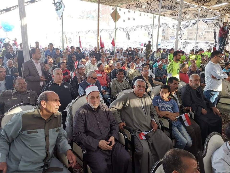 وطن ينظم مؤتمر جماهيرى حاشد حول التعديلات الدستورية5