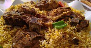 وجبة إفطار 4 رمضان 2019.. كبسة اللحم والسلطة مع عصير البرتقال