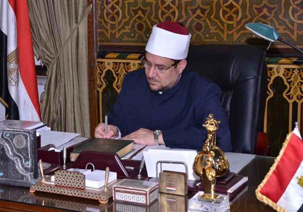 صورة وزير الأوقاف غداً في الشرقية لافتتاح مسجد الزعيم أحمد عرابي