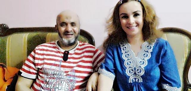 صورة وفاة شقيق حنان شوقي بعد صراع مع المرض