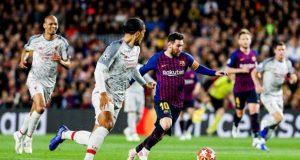بديل محمد صلاح في ليفربول أمام برشلونة