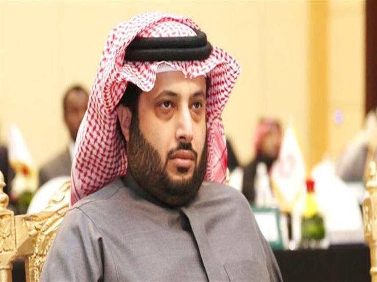 تعليق تركي آل الشيخ على فوز الأهلي
