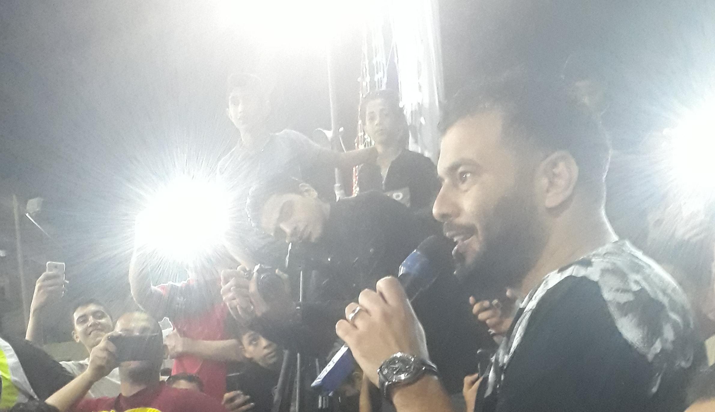 صورة عماد متعب يتوج الفائزين بالدورة الرمضانية بالشرقية