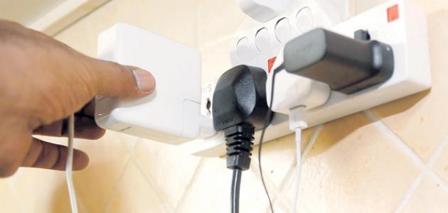 أجهزة تزيد فاتورة الكهرباء