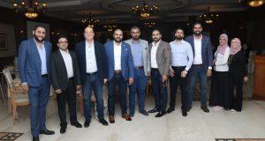 مؤسسة «A&B» تنظم حفل إفطار جماعي لموظفيها وعملائها