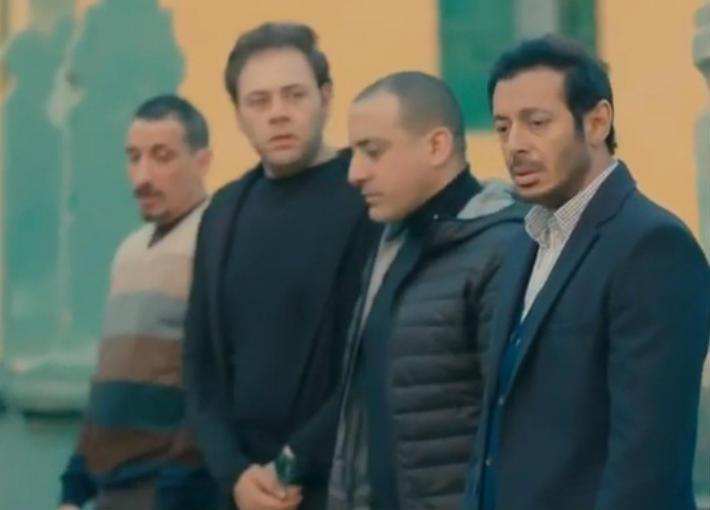 مصطفى شعبان يتخلى عن ميراثه في أبو جبل 2019
