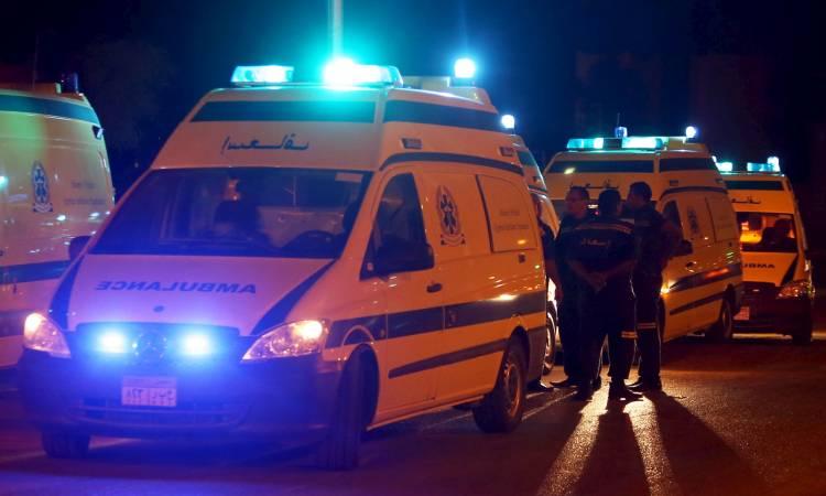 صورة 10 مصابين وقرارات عاجلة بعد سقوط لعبة الصاروخ في ملاهي
