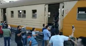 شباب الشرقية عزموا القطار