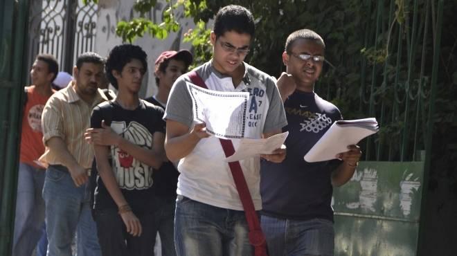 صورة أول تعليق من التعليم بعد أنباء تسريب امتحان اللغة العربية للثانوية العامة