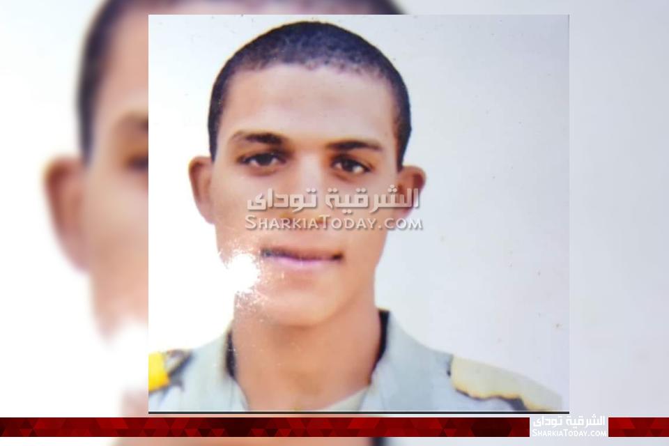 صورة تشييع جثمان شهيد أبوحماد من مسقط رأسه بالجعفرية