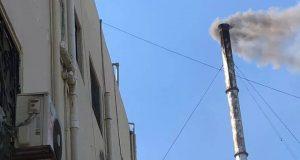 محافظ الشرقية يقرر إيقاف تشغيل محرقة مستشفى أبوكبير