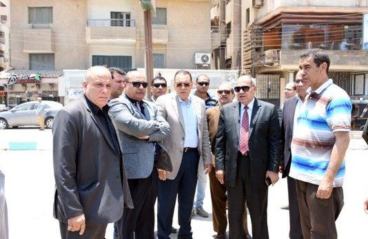 صورة محافظ الشرقية: إقالة رئيسي مركزي ههيا وأبوكبير