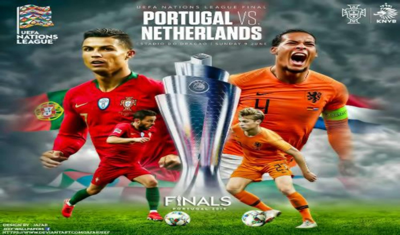صورة الموعد والقناة والمعلق لمباراة نهائي دوري الأمم الأوروبية