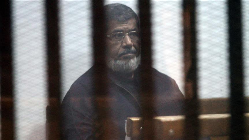 صورة النائب العام يصدر بيان بشأن دفن محمد مرسي