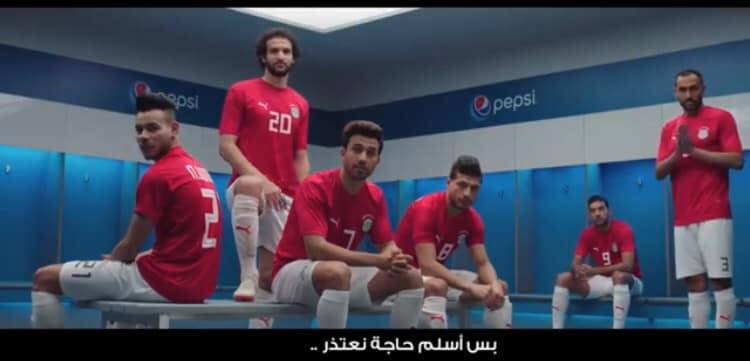 صورة تعليق ناري من حازم إمام على فيديو اعتذار لاعبي المنتخب