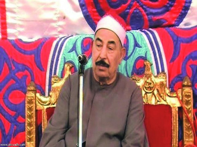 صورة حقيقة وفاة الشيخ محمد محمود الطبلاوي