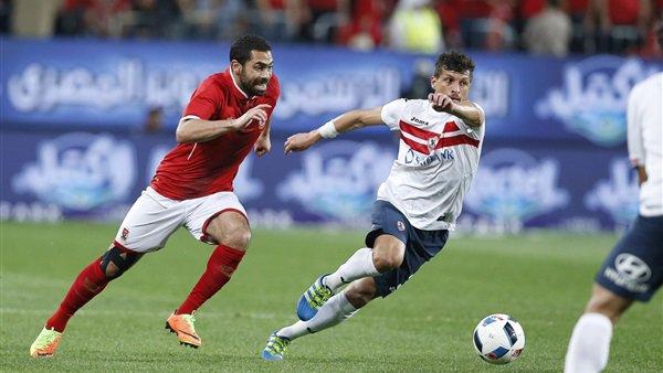 صورة بث مباشر لمباراة الأهلي والزمالك في الدوري الممتاز