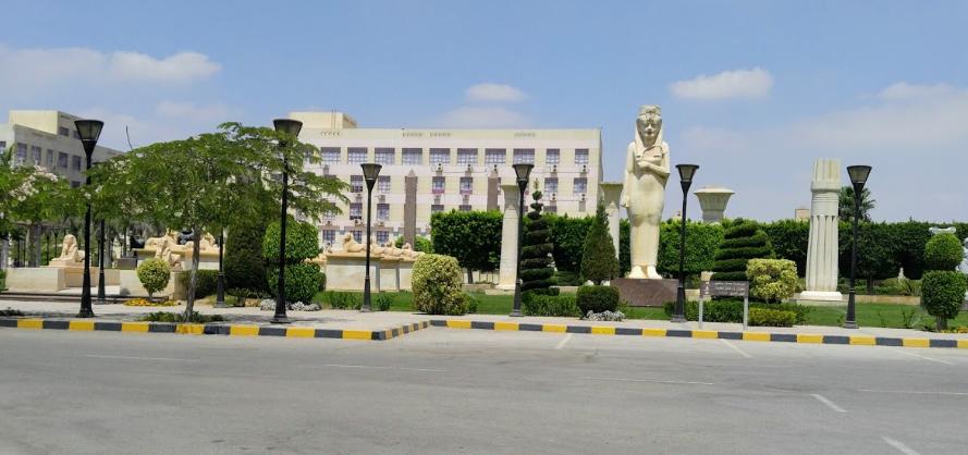 صورة كلية الهندسة بجامعة 6 أكتوبر للعام الدراسي 2019 – 2020