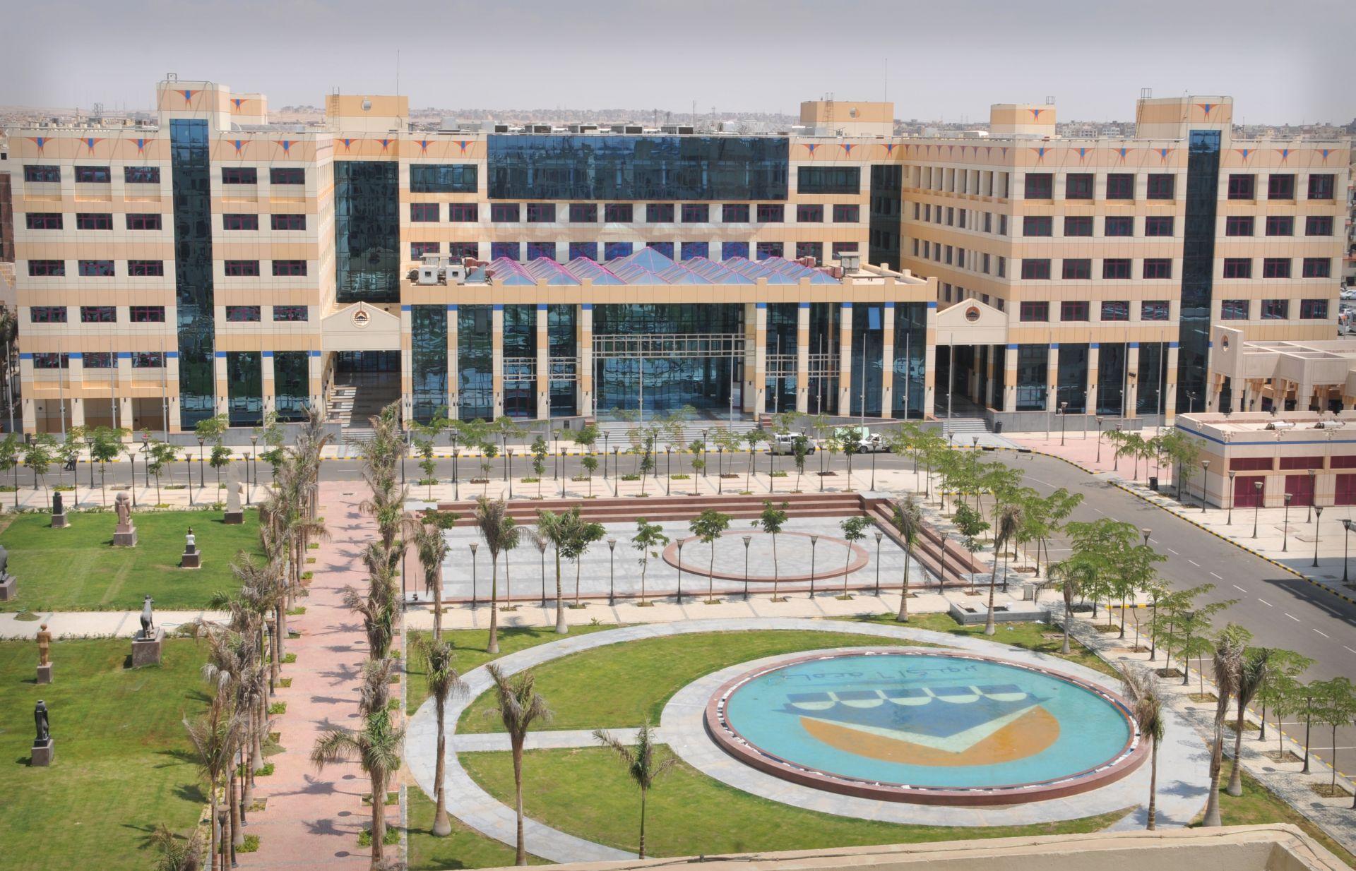 صورة كلية الطب بجامعة 6 أكتوبر للعام الدراسي 2019 – 2020
