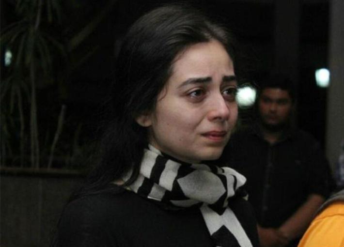 صورة الموت يفجع الفنانة هبة مجدي