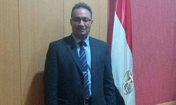 صورة تعيين الدكتور أحمد شاكر رئيسًا لقسم البساتين بكلية الزراعة