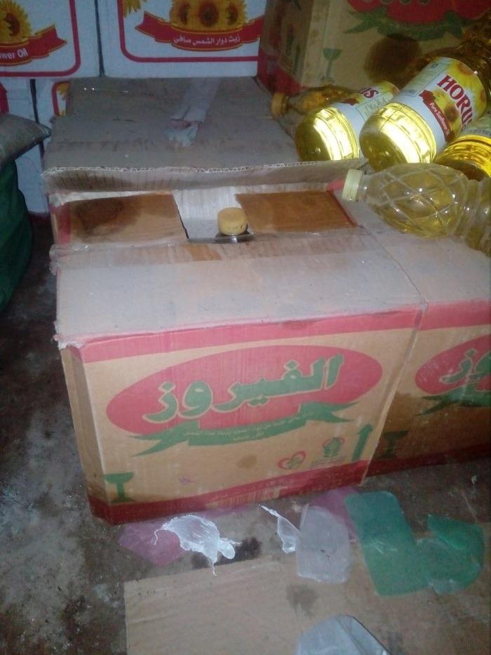 صورة حملة تموينية بالزقازيق وكفر صقر على المحال والمخابز