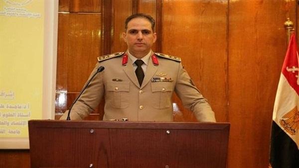 صورة بيان هام من المتحدث العسكري بشأن اختراق حاجز الصوت