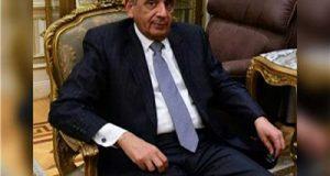 المستشار محمد حسام رئيساً لمجلس الدولة