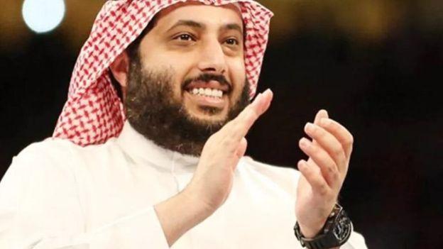 صورة تركي آل شيخ يسخر من المدير الفني الجديد للأهلي