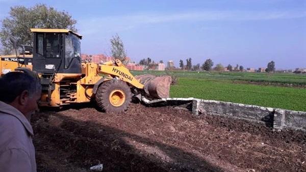 صورة الشروط والأوراق المطلوبة لتحويل الأراضي الزراعية للمباني