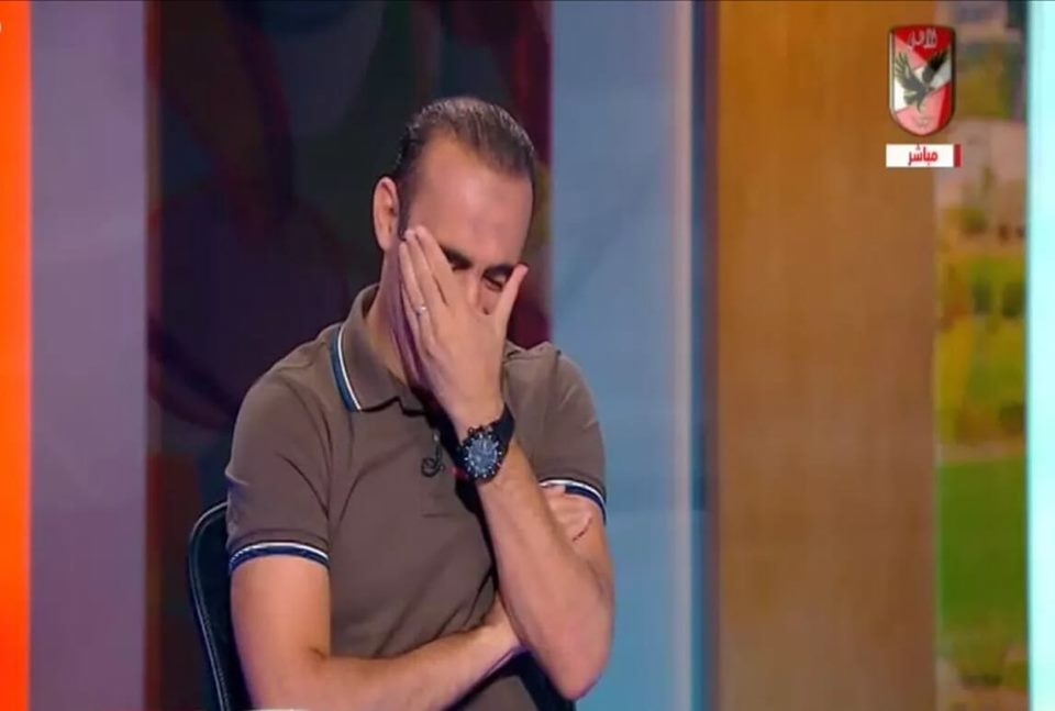 صورة رئيس الزمالك يهدد سيد عبد الحفيظ
