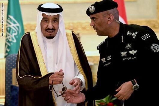 صورة مقتل الحارس الشخصي للملك سلمان وشرطة مكة تكشف التفاصيل