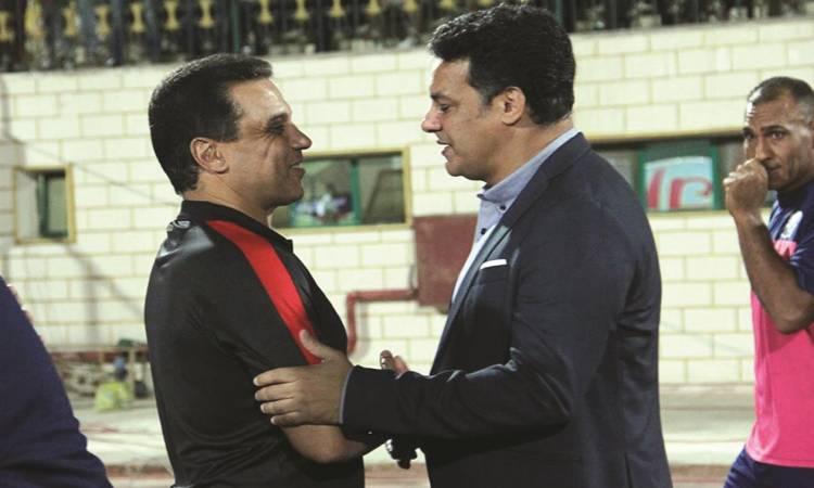صورة بيان هام من إيهاب جلال بعد تولي حسام البدري مديرًا فنيًا للمنتخب