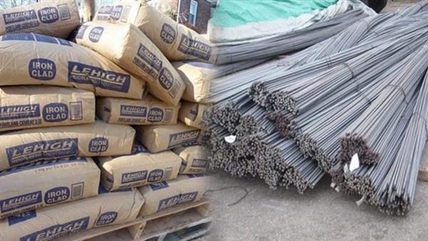 صورة أسعار مواد البناء اليوم .. الحديد والأسمنت والزلط والرمل