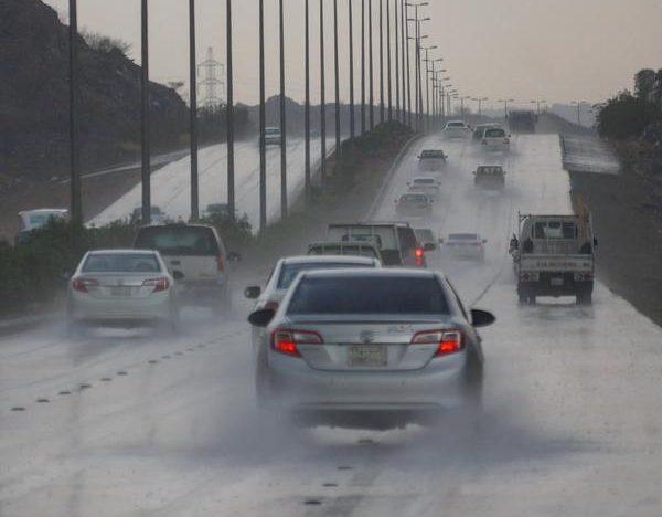 صورة الأرصاد الجوية توضح حقيقة تعرض مصر لإعصار وعاصفة استوائية