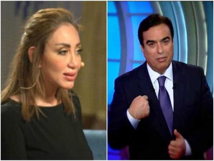 ريهام سعيد تهاجم جورج قرداحي
