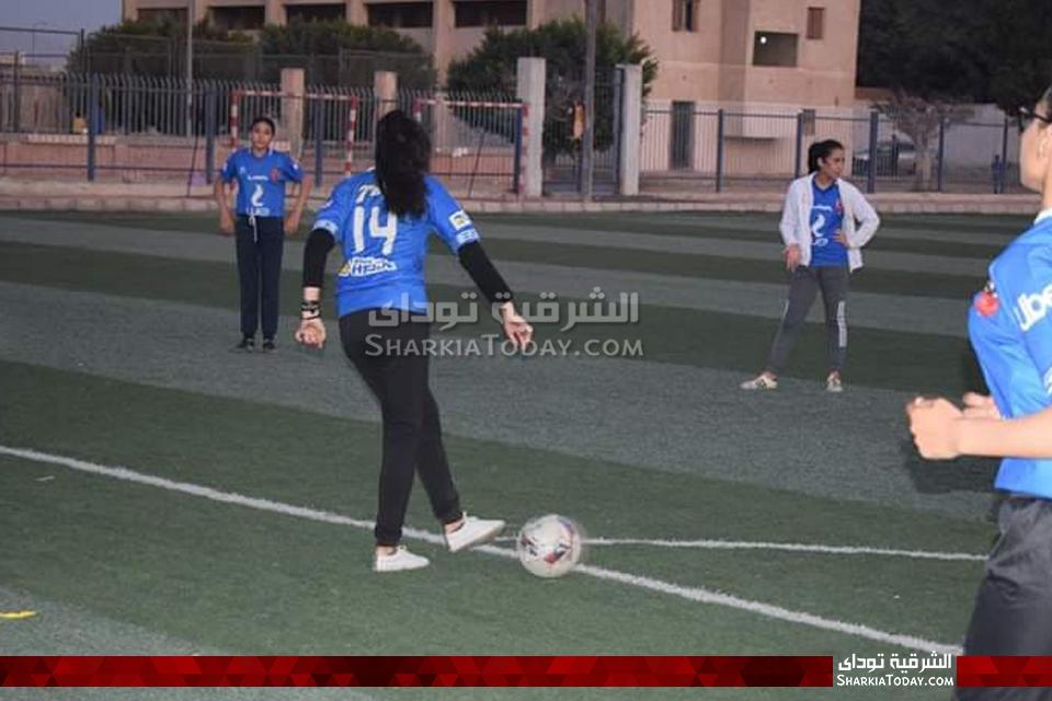 كرة القدم النسائية أبوحماد15