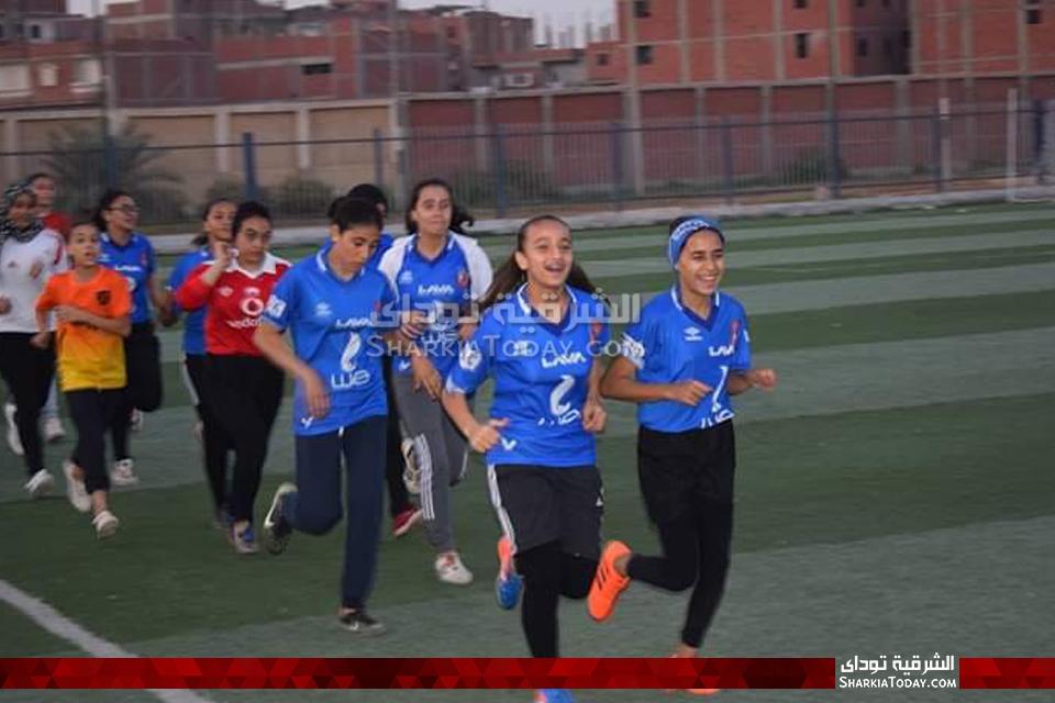 كرة القدم النسائية أبوحماد2