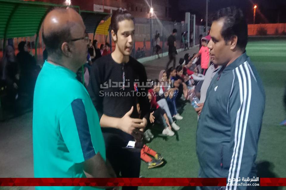 كرة القدم النسائية أبوحماد21